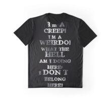 creep metal Graphic T-Shirt