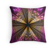 BEJEWELLED LARGER Throw Pillow