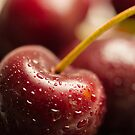 Cherries by lorrainem