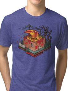 Strangers: Strange Winds Tri-blend T-Shirt