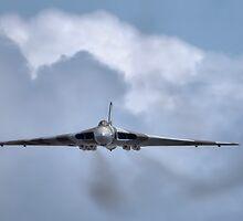 Vulcan Head-On by © Steve H Clark Photography