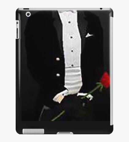 Tuxedo version 3 iPad Case/Skin