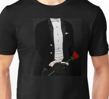 Tuxedo version 3 Unisex T-Shirt