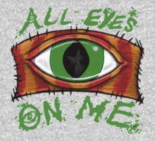 Pyrofeline - All Eyes on Me T-Shirt