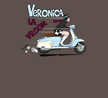 Scooter Girl Veronica La Vroom (Lambretta) Unisex T-Shirt