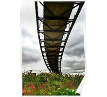 Tornado Bridge Poster
