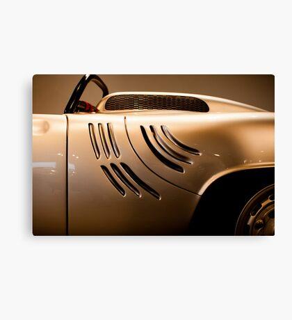 Vintage Porsche Canvas Print