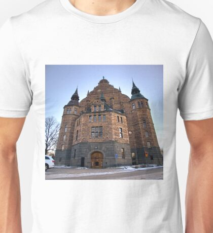 Nordiska museet side shot T-Shirt
