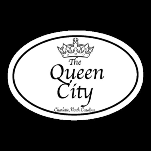 The Queen City, Charlotte, North Carolina by Gina Mieczkowski