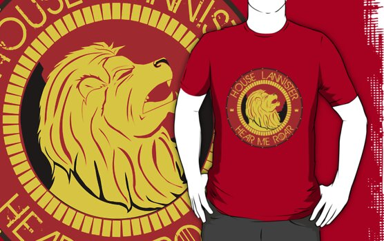 House Lannister by StylesDesign