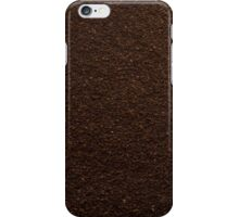 Coffee Grounds iPhone Case/Skin