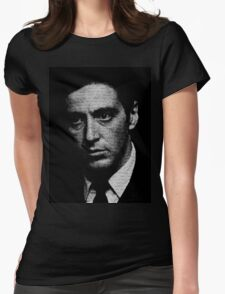 The Godfather - I know it was you, Fredo. Womens Fitted T-Shirt