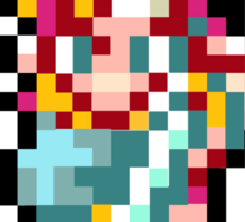 Chrono Sprite Sticker