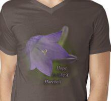 Hope ~ Harebell Mens V-Neck T-Shirt