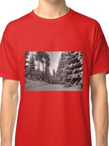 Winter in Forsheda's track II Classic T-Shirt