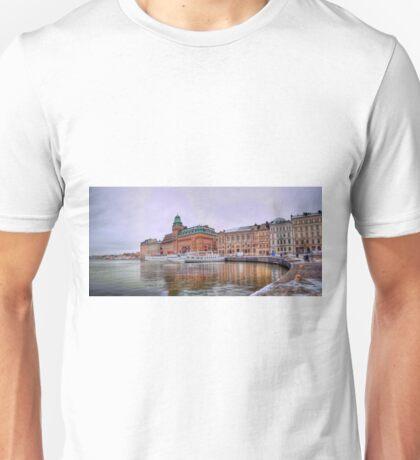 Nybrokajen, Stockholm Unisex T-Shirt