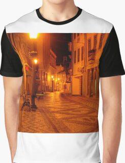 The yellow city III Graphic T-Shirt