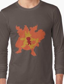 Magby, Magmar and Magmortar Long Sleeve T-Shirt