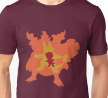 Magby, Magmar and Magmortar Unisex T-Shirt
