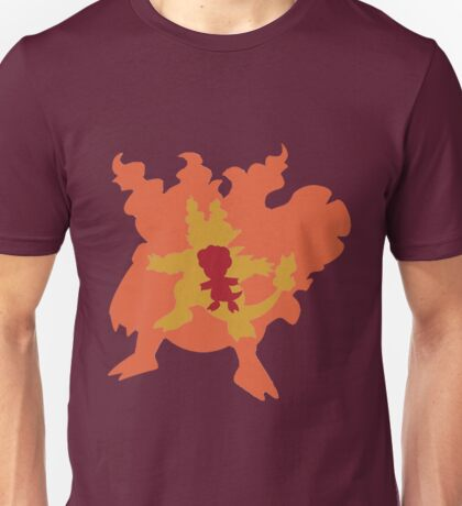 Magby, Magmar and Magmortar Unisex T-Shirt