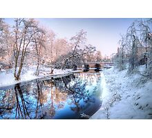 Värnamo & Lagan Photographic Print
