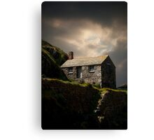 Cove House View Canvas Print
