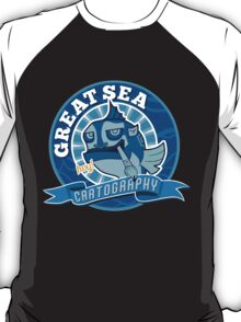 Great Sea Cartography T-Shirt