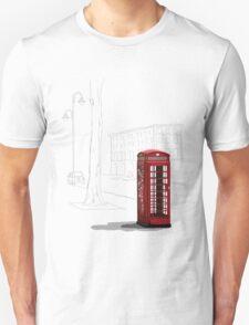 London streets Unisex T-Shirt