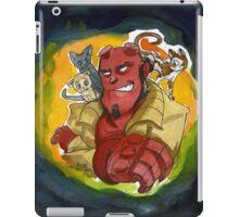 Just a Big Softy iPad Case/Skin