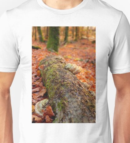 Details of an enchated forest I T-Shirt
