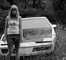 white trash. by Jennifer Rich