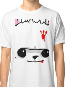 Castle Crashers Bear Face Classic T-Shirt