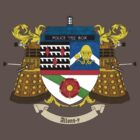 Doctor Who Coat of Arms by Cristina K.