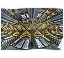 Reims Ceiling Poster