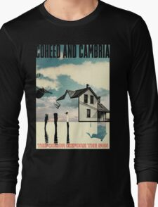 Coheed and Cambria the color before the sun Long Sleeve T-Shirt
