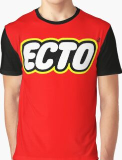 LEGO x ECTO logo v2 Graphic T-Shirt