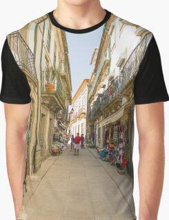 Inside of Valença Graphic T-Shirt
