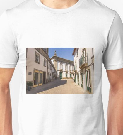 Historical center of Viana do Castelo T-Shirt