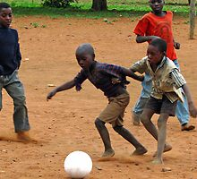 The beautiful game by Explorations Africa Dan MacKenzie