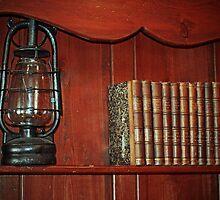 vintage books by NIKULETSH