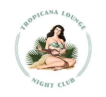 Tropicana Lounge by Frank Schuster