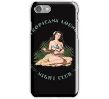Tropicana Lounge iPhone Case/Skin