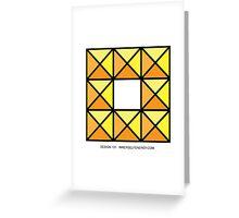 Design 131 Greeting Card