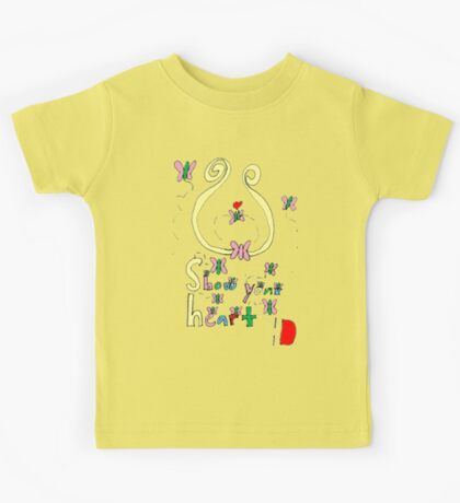 The Neckless of All Animals and Bugs Kids Tee