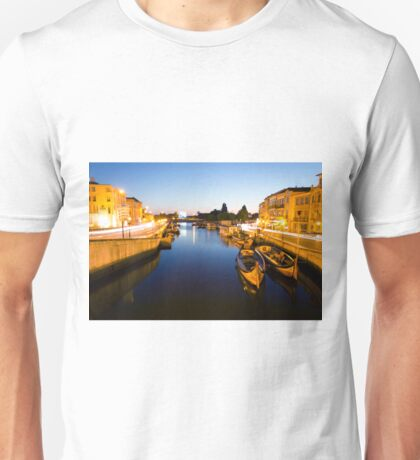 Aveiro by night T-Shirt