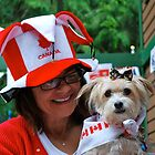 Celebrating CANADA DAY! by Carol Clifford