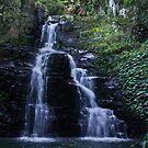 Rainbow Falls Macquarie Rivulet by Ryan Conyers