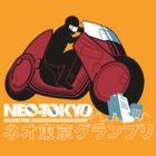 Neo-Tokyo Grand Prix by JASONCRYER