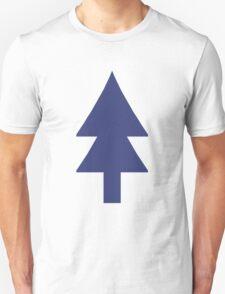 Dipper Pine Tree Unisex T-Shirt