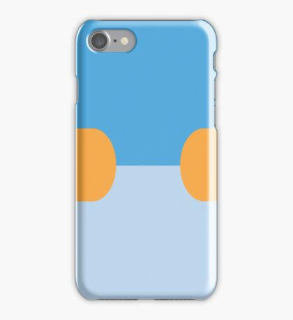 Minimalist Mudkip iPhone Case/Skin